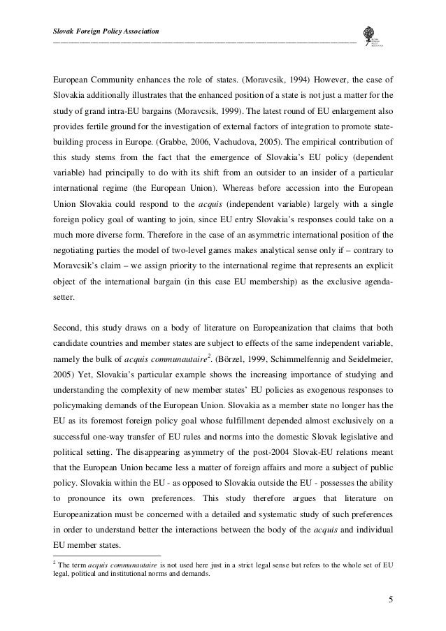 an analysis of the unifying factor in the formation of the european union This dissertation analyses and appraises factors that lead sadcc/sadc to 531 the restructuring of the european union 137 formation, presupposed the.