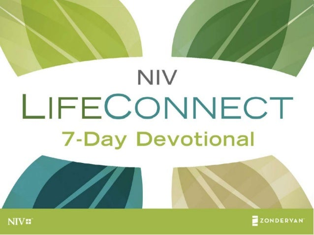 7 days to a deeper stronger spiritual life niv l if ec o n n e c t 7 day dev ot iona l fandeluxe Image collections