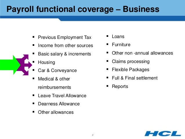 Hcl Indian Payroll 3