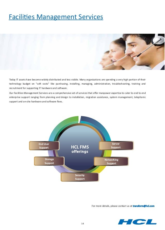 Hcl Infosystems Services Brochure