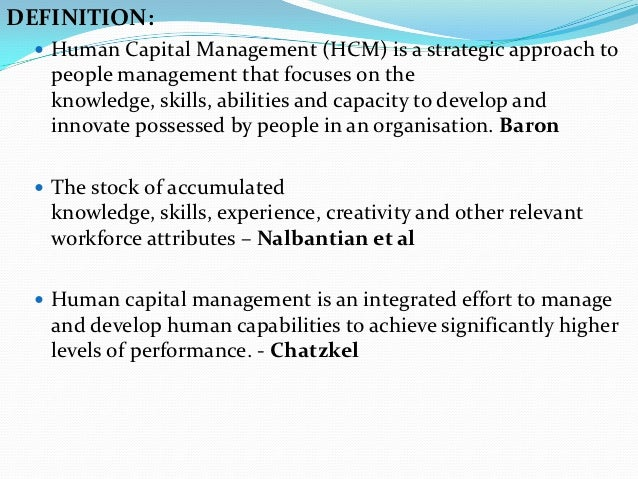 managing human capital at virtusa Responsible for talent engagement and development for a 5000+ strong practice hr integration manager in a successful acquisition hr lead in an organization wide change management initiative recruitment manager for technology and bfsi business units in the previous role.