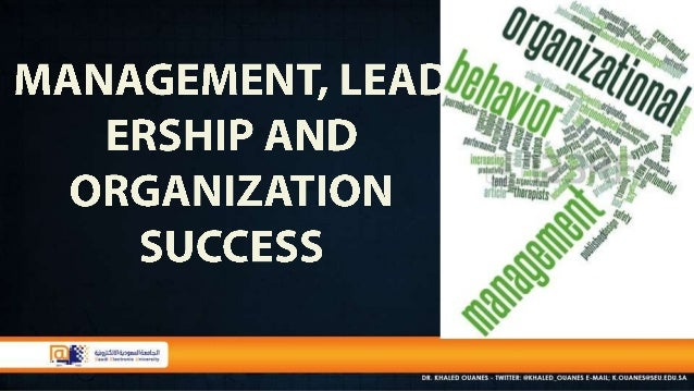 leadership and organization Leadership is the action of leading employees to achieve goals it plays an important role in employee performance and productivity learn about.