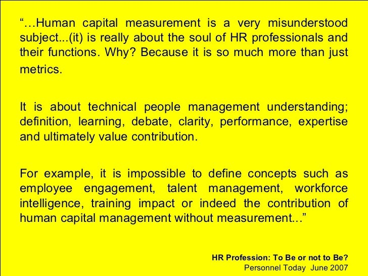 riordan benchmarking human capital Human capital development addressed situations similar to those of riordan measuring human or knowledge capital in a company with the loss of an.