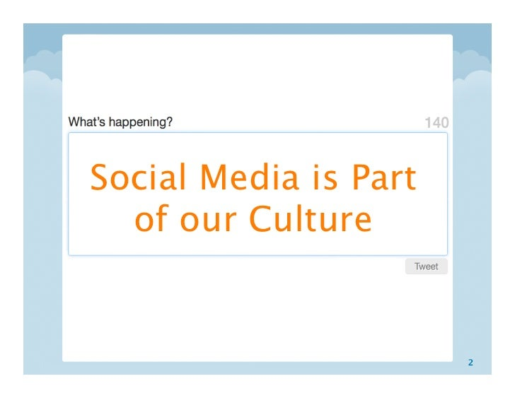 Social Media's Impact on Healthcare - HCNM Keynote Slide 2
