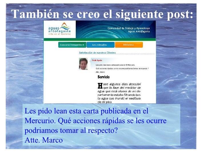 Hc O (Hazte Cargo De La Oferta) Slide 3