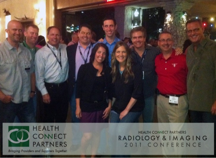 HCP Radiology & Imaging 2011 Pictures