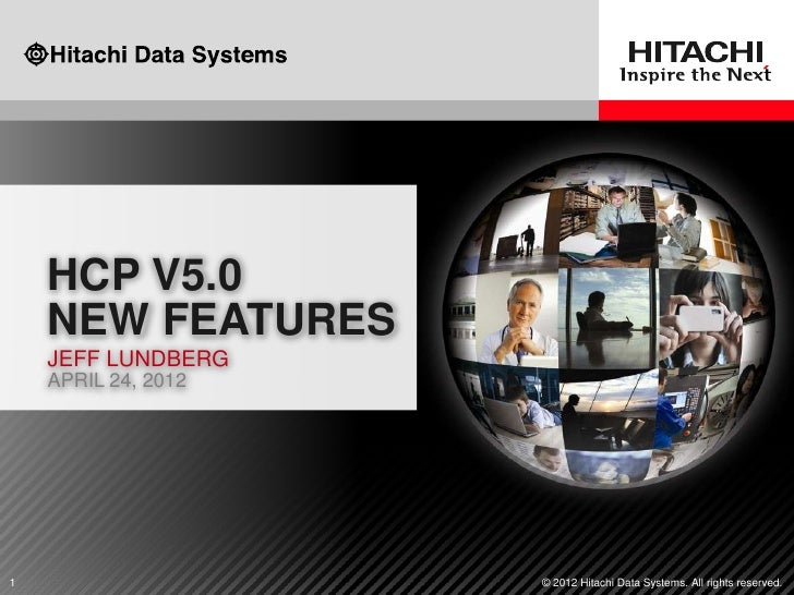 Hitachi Content Platform 5.0 What's New