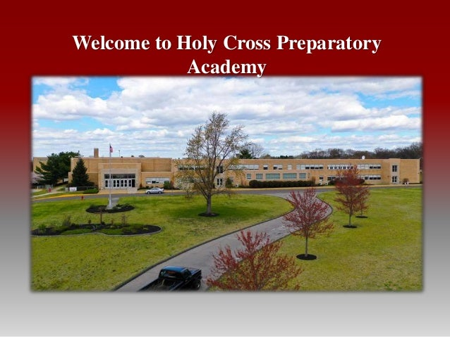 Welcome to Holy Cross Preparatory Academy