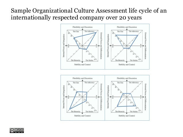organizational culture assessment instrument template - human capital risk identifying talent beta for mergers