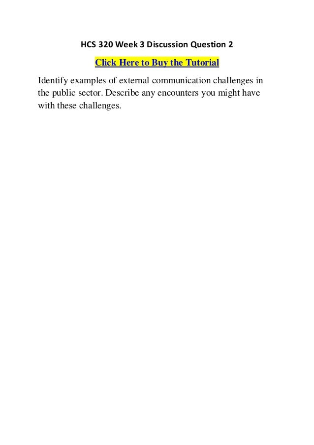Communication Difficulties That May Exist