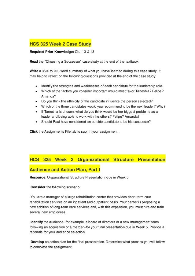 hcs 325 week 2 dq 2 For more course tutorials visit wwwuophelpcom hcs 437 week 1 individual assignment concept of long-term care paper hcs 437 week 1 dq 1 hcs 437 week 1 dq 2 hcs 437 week 2 lt executive summary (part i) hcs 437 week 2 individual assignment continuum of care options matrix hcs 437 week 2 dq 1 hcs 437 week 2 dq 2 hcs 437 week 3 learning team long-term care facility study outline hcs 437 week 3 dq.