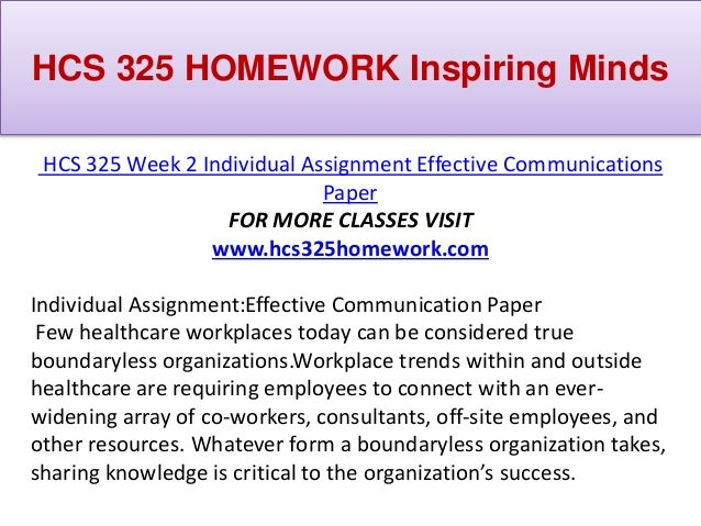 hcs 325 week 4 motivational methods paper Hcs 325 week 4 motivational methods paper read the following scenario: within your organization, upper management has decided that your department must be downsized, and it is up to each manager to begin preparing his or her team for the changes.