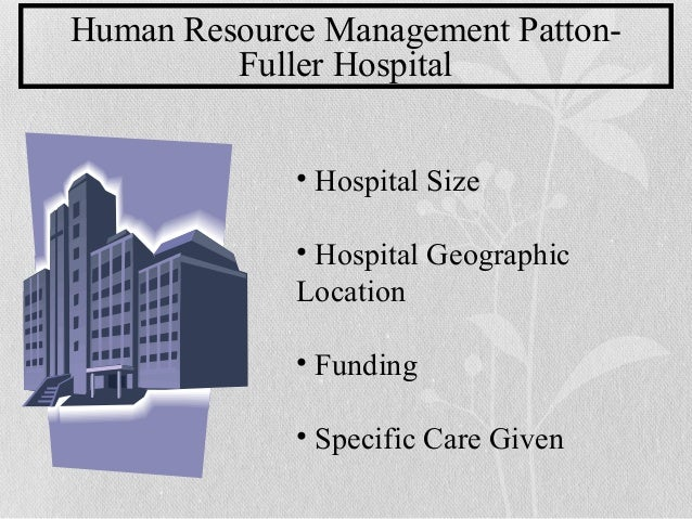 health care budget patton fuller community hospital Health care budget: budgets under chief financial officer in the patton-fuller community hospital virtual organization custom essay.