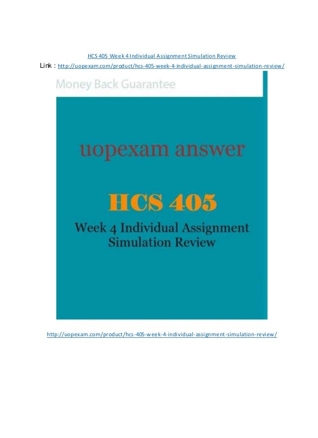 hcs 405 week 2 University of phoenix material week one health care financial terms worksheet hcs 405 (2 pages | 533 words) controlling controlling for a financial manager in the health care industry is following through to ensure that the resources obtained are e.