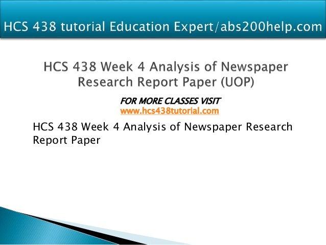 HCS438 HCS/438 HCS 438 Week 3 Quiz