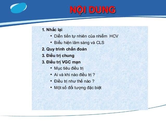 Chẩn đoán và điều trị viêm gan C Slide 2