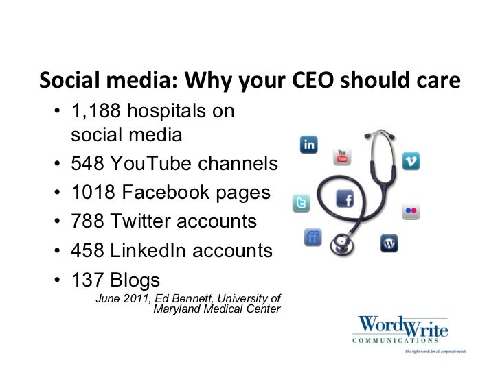 Social Media For CEOs: What every executive assistant needs to know
