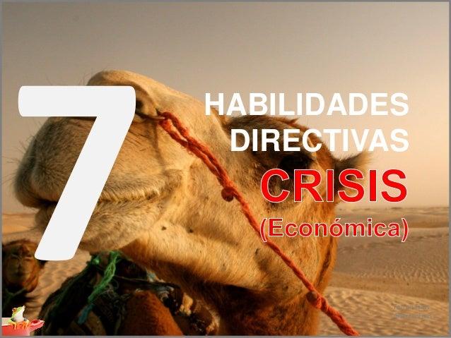 HABILIDADES DIRECTIVAS Ferran Fisas @ferranfisas