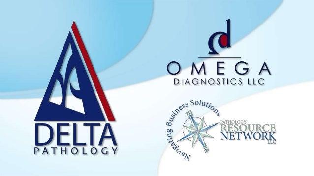 Delta Pathology Pathology Institute Presentation 2013