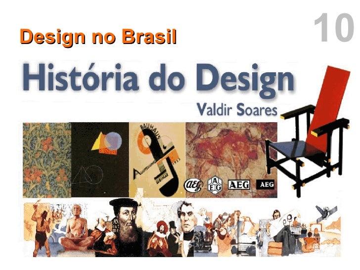10 Design no Brasil