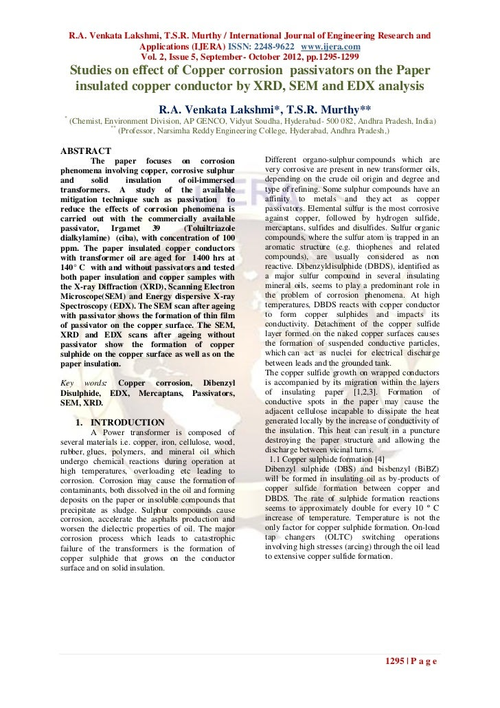 R.A. Venkata Lakshmi, T.S.R. Murthy / International Journal of Engineering Research and                     Applications (...