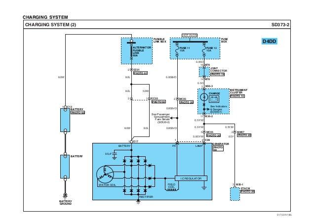 hyundai hd65 hd72 hd78 electrical troubleshooting manual rh slideshare net