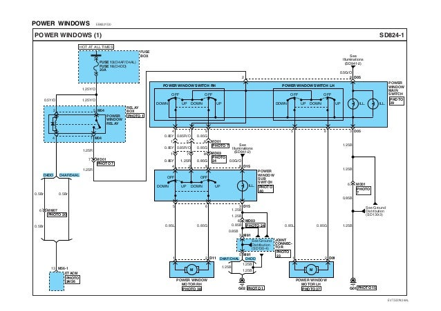 hyundai galloper wiring diagram trusted wiring diagrams chevelle power window wiring hyundai hd65, hd72, hd78 electrical troubleshooting manual hyundai accent radio wiring hyundai galloper wiring diagram