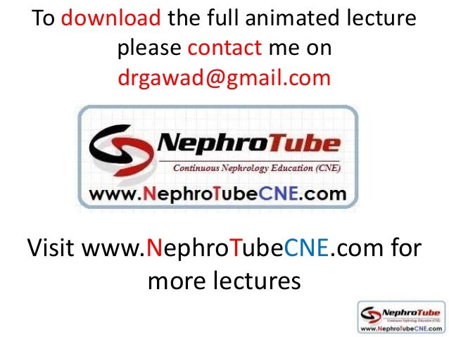 Hemodialysis Anticoagulation - Different Protocols / Protocol Selection - Dr. Gawad Slide 2