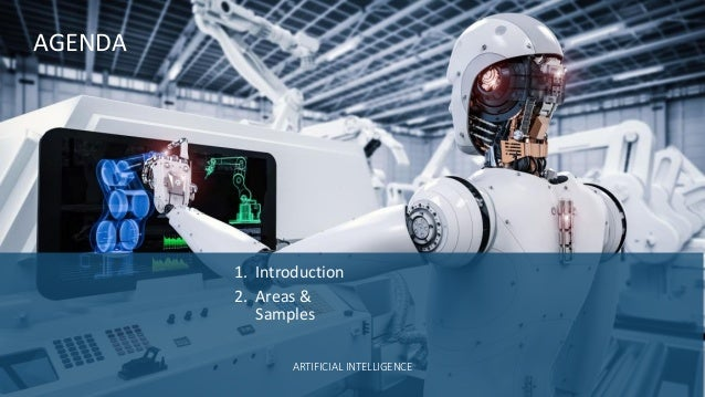 Intro Artificial Intelligence  Slide 2