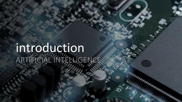 Intro Artificial Intelligence  Slide 3