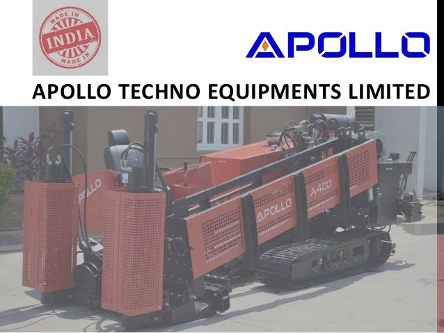 APOLLO TECHNO EQUIPMENTS LIMITED