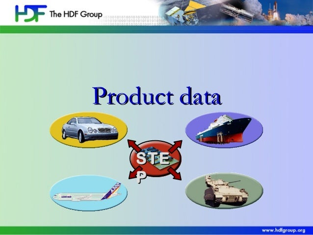 Product data STE P