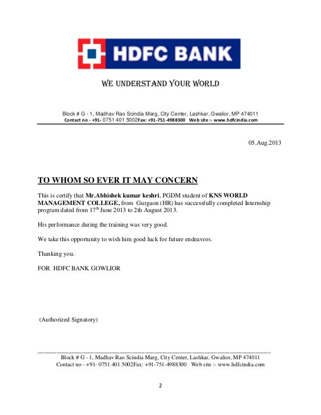 project on performance appraisal in hdfc bank India: gujarat earthquake rehabilitation  project appraisal  adb, etc world bank, adb, ec, ifad performance rating 1.