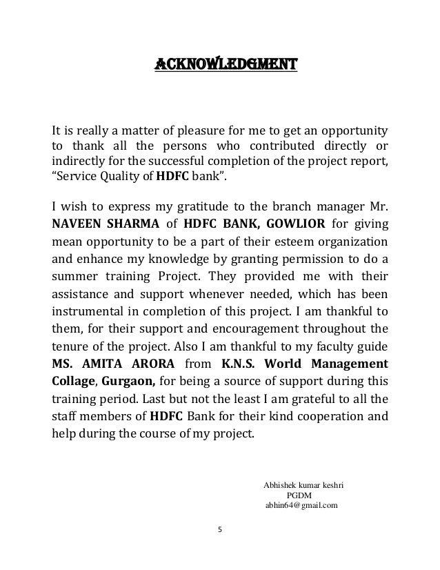 5 5 acknowledgment