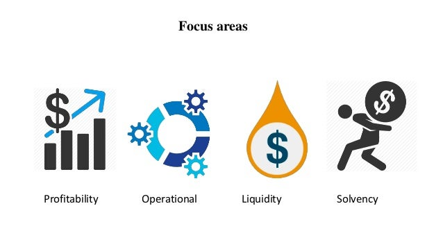 Focus Areas Profitability Operational SolvencyLiquidity ...