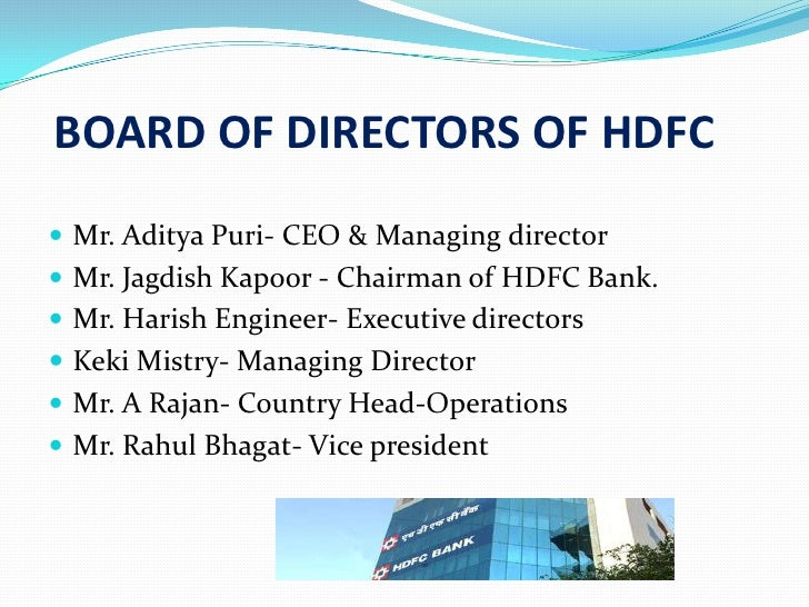 hdfc persentation 7 728