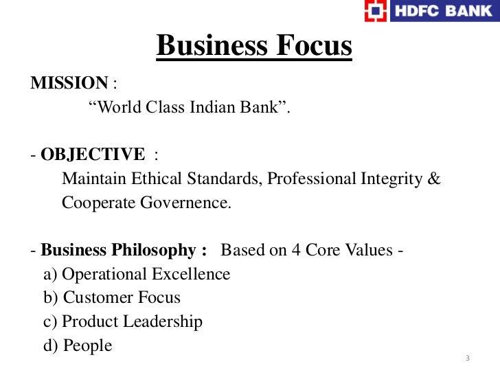 HDFC Bank Slide 3