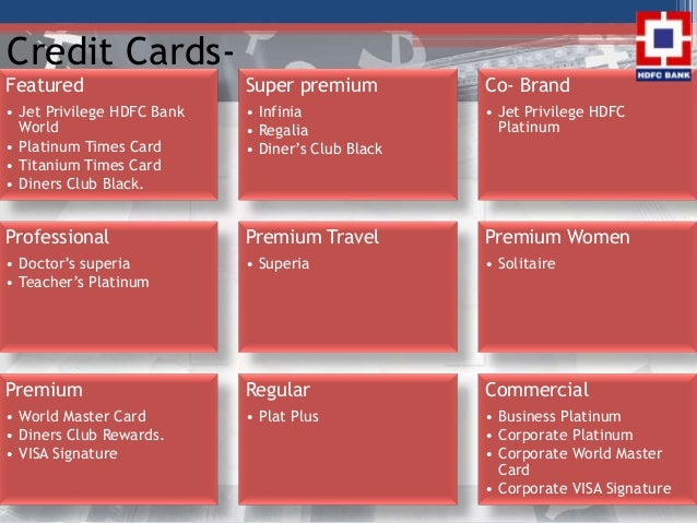 Hdfc bank core products credit cardsfeatured colourmoves