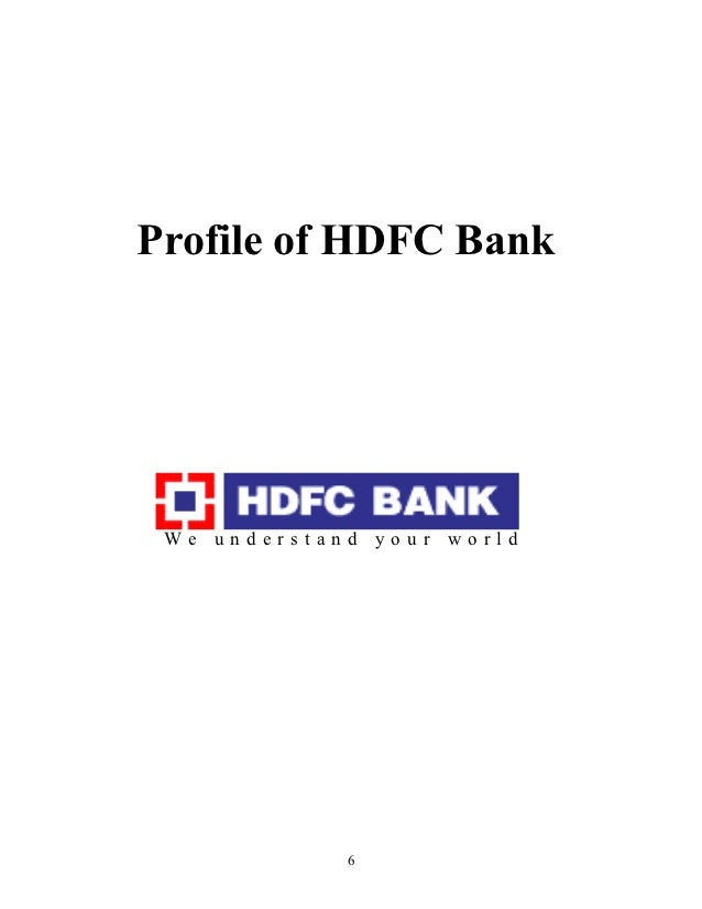objective of hdfc bank Aims and objectives of hdfc bank 2018 2019 can you tell me in detail about the aims & objectives/mission of hdfc (housing development financial corporation) bank limited.