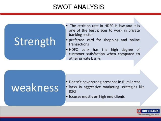 swot analysis of capital one credit card About capital one financial corporation : capital one financial corporation is a  bank holding company specializing in credit cards, home loans, auto loans,.