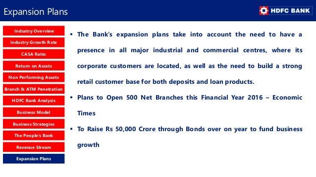 financial analysis of sbi and hdfc A study on financial analysis of hdfc bank 1 prepared by- damani vivek khambholiya manansubmitted to :- pokar bhargavms anupama goswami.