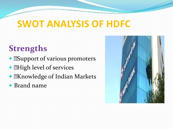 hdfc bank analysis Get stock performance data for hdfc bank ltd, growth of 1000, returns, price history, annual dividends.