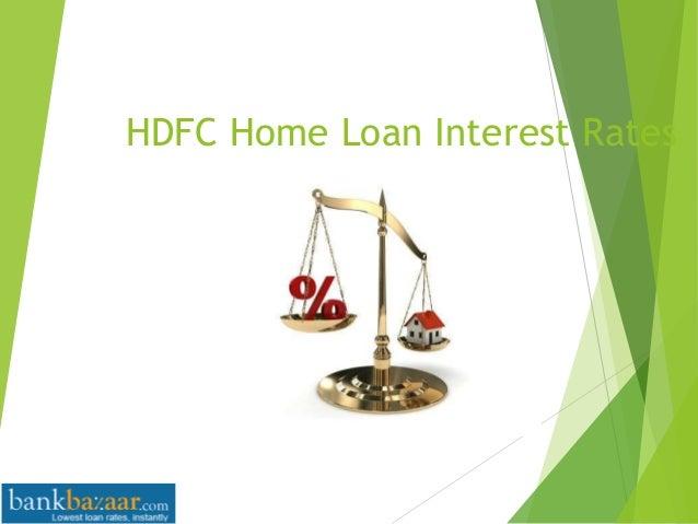 Hdfc Home Loan Offer