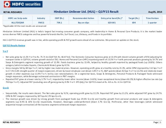 RETAIL RESEARCH Page | 1 HDFC sec Scrip code Industry CMP (Rs.) Recommended Action Entry price band (Rs.)* Target (Rs.) Ti...