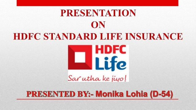 Online Payment Of Hdfc Life Insurance