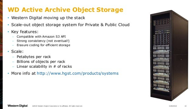 HDFS tiered storage: mounting object stores in HDFS