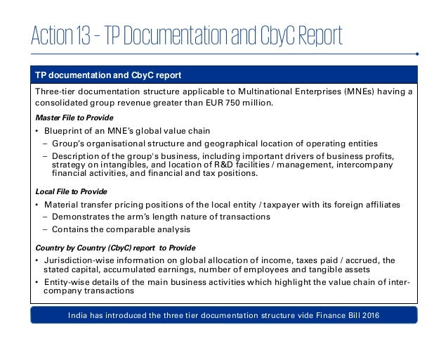 Overview Of 15 Oecd Beps Action Plans Icai International Tax Confer