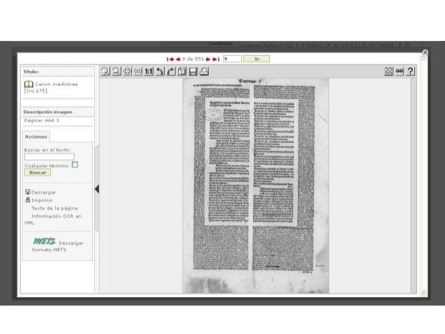 La digitalización de los materiales bibliográficos y las herramientas del humanismo digital: estado de la cuestión y persp...