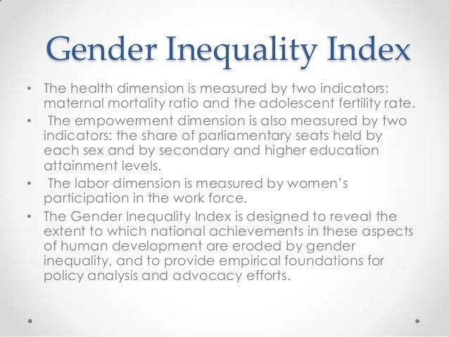 importance of human development index pdf