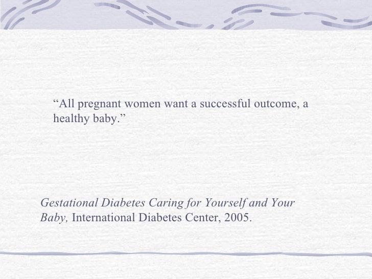 H Diabetes In Pregnancy 1 1